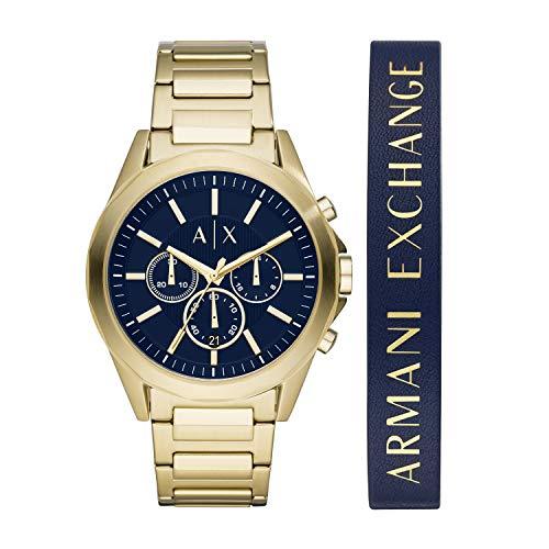 Catálogo de Reloj Armani Exchange Azul los 5 mejores. 5