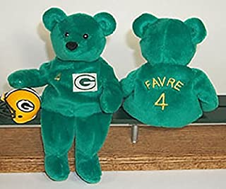 Salvinos Bammers Bear.... Green Bay Packer Brett Favre #4 by Salvinos Bammer Bears