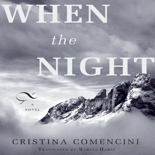 When the Night audiobook cover art