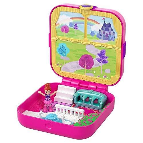 Polly Pocket Esconderijos Castelo da Princesa - Mattel