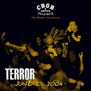 Cbgb Omfug Masters: Live June 10, 2004 The Bowery Collection