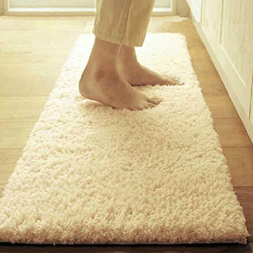 Eastery Osmanen badkamer waterabsorberende mat lange keuken matten woonkamer deurmat F eenvoudige stijl 60 x 200 cm (24X79 inch)