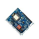 ESP8266 ESP-12 ESP-12E UART WiFi Wireless Shield Development Board for Arduino Mega UNO R3 Module Mega 3.3V 5V TTL Interface one