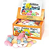 Gerrit's Satellite Wafers, Filled with Sour Powder, 240-Count Boxes (Pack of 2)