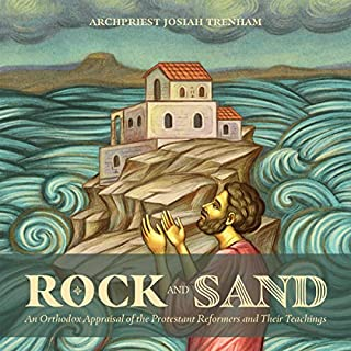Rock and Sand audiobook cover art