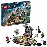 LEGO-Harry Potter La Résurrection de Voldemort Jeu d'Assemblage 7 Ans et Plus, Jouet pour Fille et...