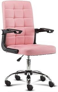 Trwałe obrotowe krzesło biurowe z flip-up broni, krzesło zadaniowe - ergonomiczne biurko i wysokość krzesła komputerowego ...