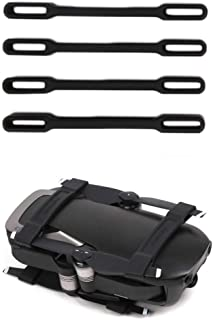 Tineer 4pcs Fixed Holder Propeller Props Blades Stabilizers Protection for DJI Mavic AIR Drone Propeller Fixed Clip Accessory (Black)