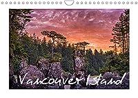 Vancouver Island (Wandkalender 2022 DIN A4 quer): Die schoensten Landschaften auf Vancouver Island. (Monatskalender, 14 Seiten )