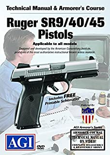 ruger sr9 cleaning instructions