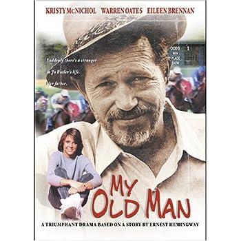 DVD My Old Man Book