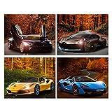Auto-Poster – Lamborghini, Ferrari, Mclaren, Bugatti,