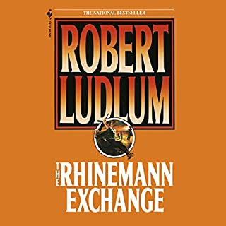 The Rhinemann Exchange cover art