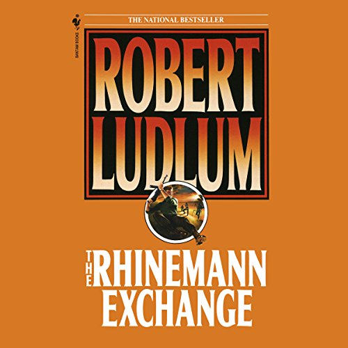 The Rhinemann Exchange audiobook cover art