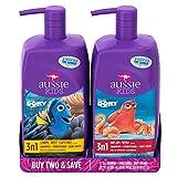Aussie Kids 3-in-1 Shampoo, Conditioner & Body Wash (29.2 fl. oz., 2 pk.)