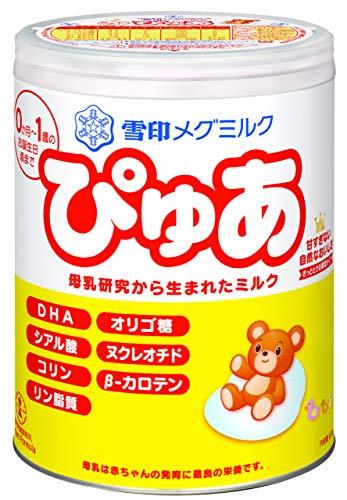 雪印メグミルク『ぴゅあ 820g』