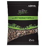 AQUAEL Ghiaia Naturale Multicolore 5-10 mm - 2 kg