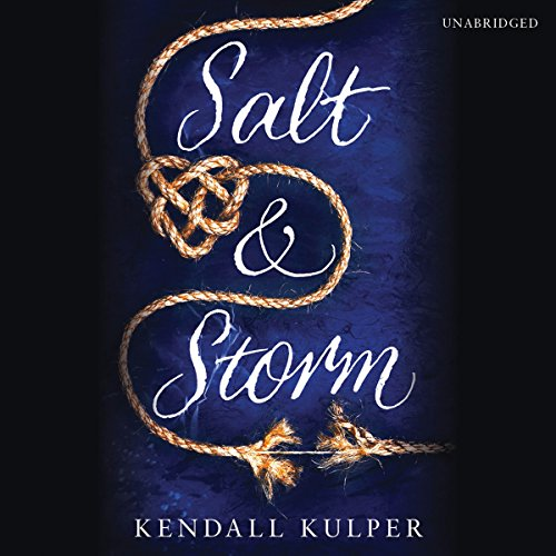 Salt & Storm audiobook cover art