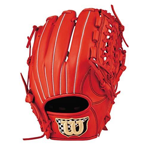 Wilson(ウイルソン) EASY CATCH(イージーキャッチ) 野球 硬式 グローブ P5W型 内野手用 WTARET5WP22 Eオレンジ P5W型