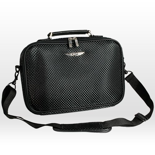 TATCH carbon-mini-black - laptoptas - 10.2