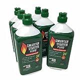 Smarter Starter Fluid Natural Lump Charcoal Starter Lighter Fluid, Petroleum...