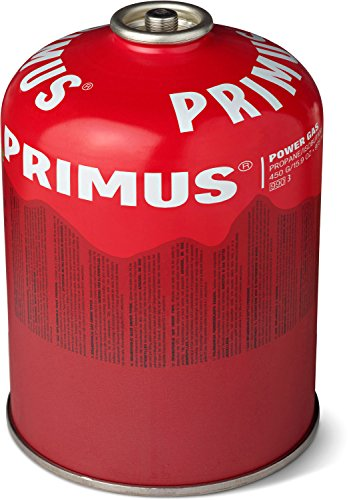 Primus PowerGas Cartucho de Gas, Unisex Adulto, 000, 450g, Ø 108 x 137 mm
