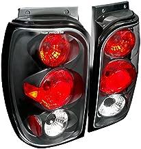 Spec-D Tuning LT-EPOR98JM-TM Spec-D Altezza Tail Light Black