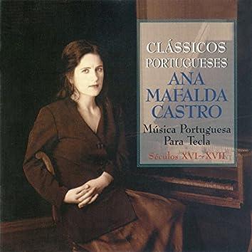 Música Portuguesa Para Tecla - Séculos XVI e XVII