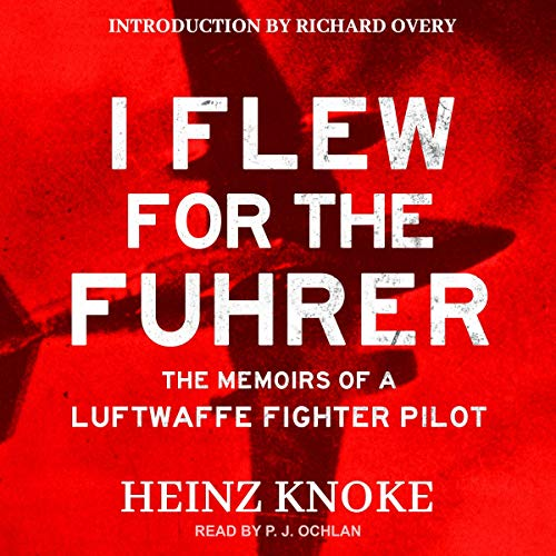 I Flew for the Führer cover art