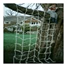 Classic Leisure Products Residential Polyhemp Scramble Net 7ft x 5ft for Childrens Climbing