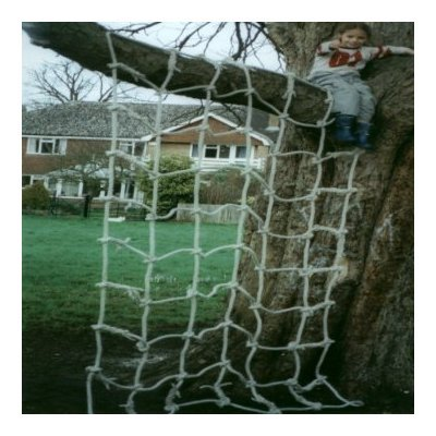 Classic Leisure Products Residential Polyhemp Scramble Net 7ft x 5ft for...