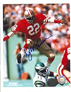 Autographed Dwight Hicks Photo - 8x10 - Autographed NFL Photos