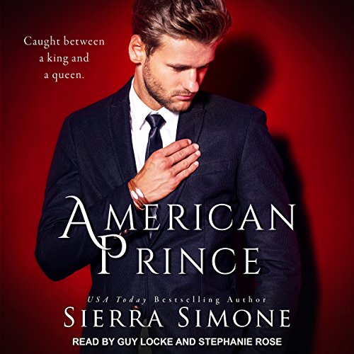 American Prince audiobook cover art
