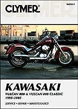 i5motorcycle 1995-2005 Kawasaki Vulcan 800 Classic Clymer Repair Manual M354