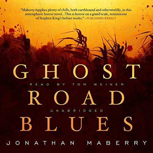 Page de couverture de Ghost Road Blues