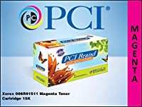 プレミアム互換機006r01511-pci PCI Xeroxマゼンタトナーカートリッジ、15K Yield