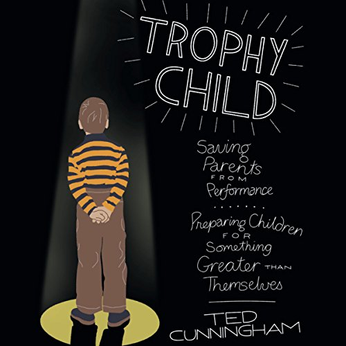 Trophy Child audiobook cover art