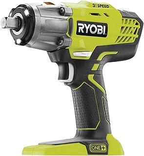 Ryobi R18IW3-0 18V ONE+ Cordless 3-Speed Impact Wrench (Body Only)