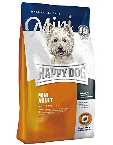 Happy Dog Hundefutter 60002 Adult Mini 4 kg
