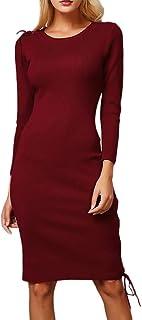 Abito YanHoo Felpe Corte Tumblr Ragazza Pullover Donna Magliette Donna Cuciture in Peluche Top Camicetta Donna Camicia Cro...