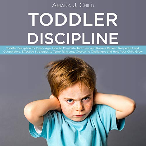 Toddler Discipline audiobook cover art