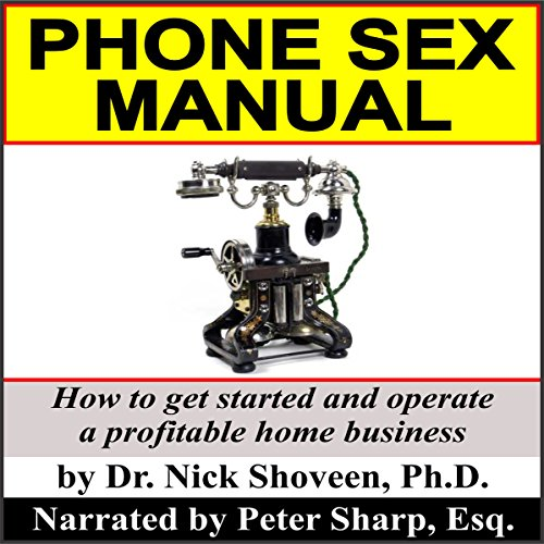 Phone Sex Manual audiobook cover art