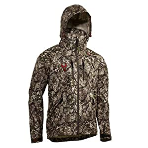 Badlands Alpha Rain Jacket Hardshell Rain Coat With Scent Containment Technology