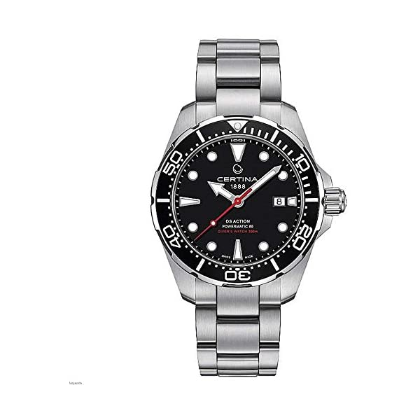 DS Action Diver POWERMATIC 80 C032.407.11.051.00 1