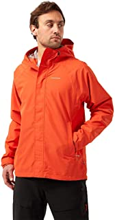 Craghoppers Mens Orion Waterproof Breathable AquaDry Full Zip Jacket