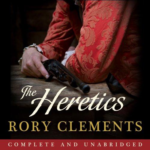 The Heretics audiobook cover art
