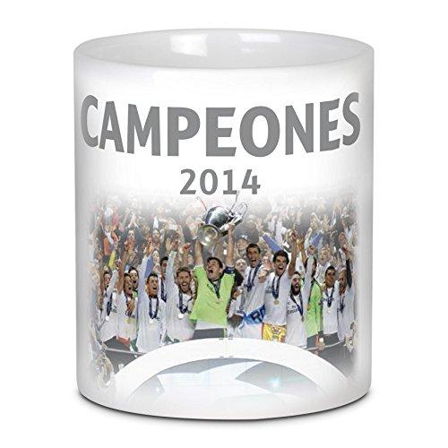 Tasse originale du Real Madrid Tasse à café Tazza UEFA Champ