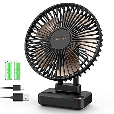 Funme Portable Desk Fan
