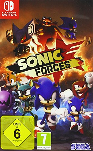 Sonic Forces  - Nintendo Switch [Importación alemana]