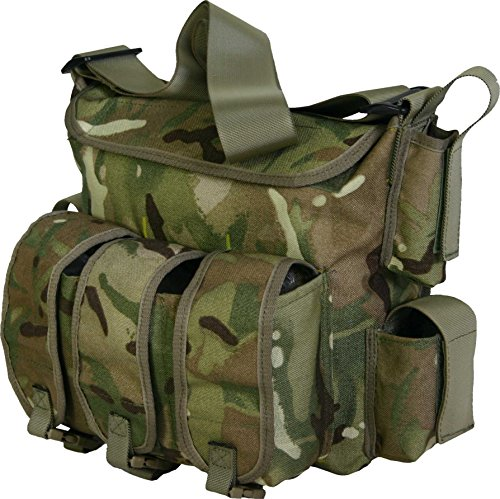 Marauder Military Assault Bag/Grab Bag MTP - UK Made
